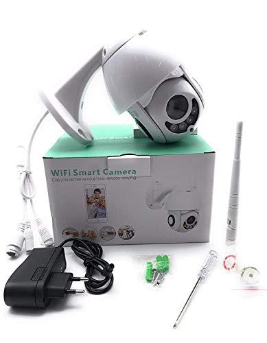 CÁMARA IP PARA WIFI EXTERIOR 1080P FULL HD WEBCAM MOTORIZADA CW414