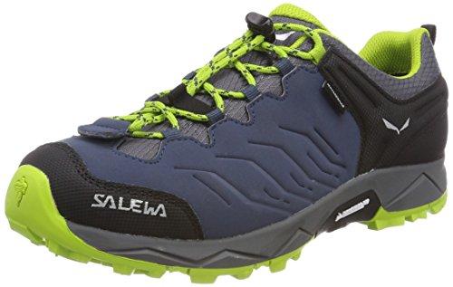 Salewa JR Mountain Trainer Waterproof Trekking-& Wanderstiefel, Dark...