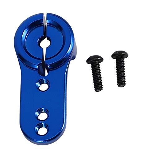 Zimaes Excellent 1 pcs métal 15t Demi servo Serveuse pour 1/5 rc grimpant véhicule Essence / électricité Lisse ( Color : Red )