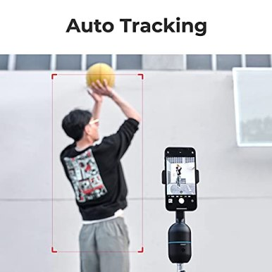 OBSBOT-Me-AI-Powered-Phone-Mount-Auto-Tracking-Phone-Mount-with-Wide-Angle-Sensing-Camera-Content-Creation-Kit-for-Vlogging-Streaming-and-Video-Calls