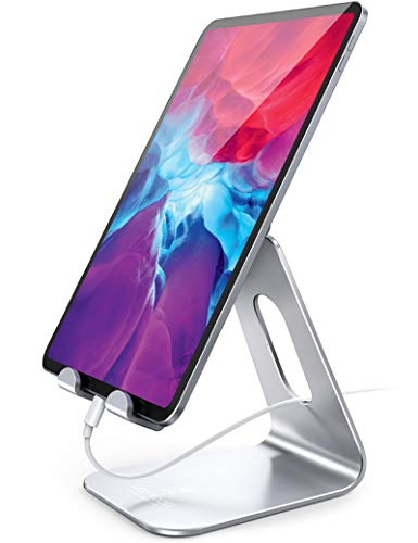 Tablet Stand Multi-Angle, Lamicall Tablet Holder: Desktop...
