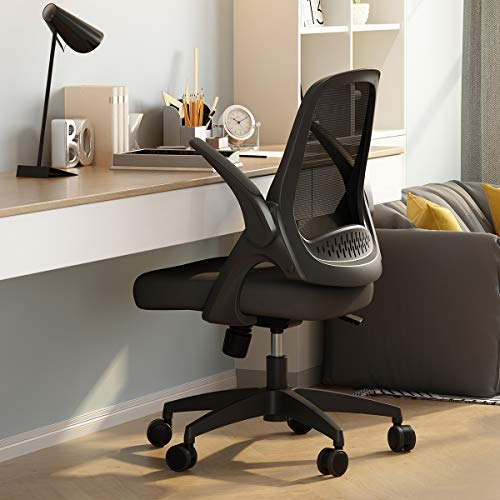 Hbada Office Task Desk Chair Swivel Home Comfort...