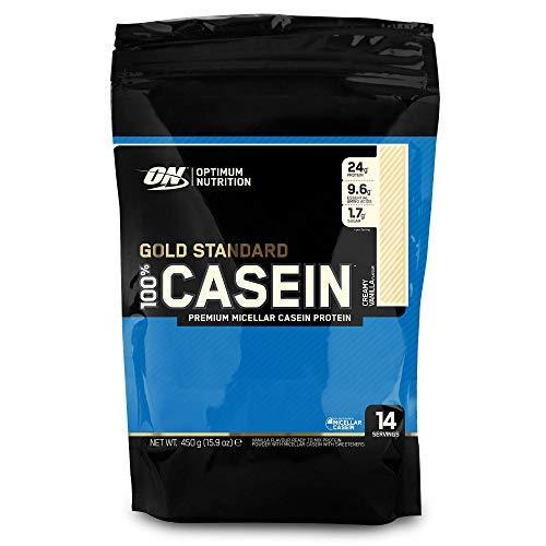 Optimum Nutrition ON 100% Gold Standard Casein, Proteínas en Polvo...