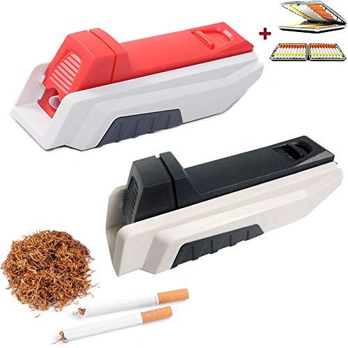 Cigarette Rolling Machine con Il Migliore Regalo del Padre Vuoto Tubo Tubo 8Mm Singolo Facile...