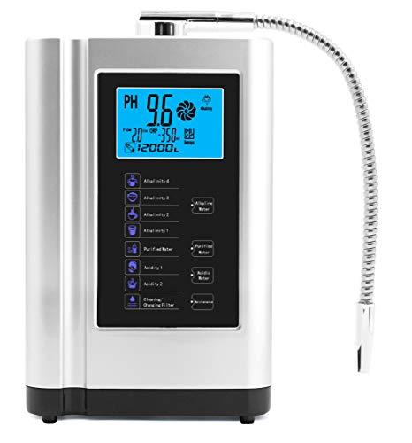 Wasser-Ionisator, Wasserreiniger, PH 3,5 - 10,5...