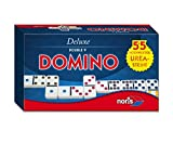 Deluxe - 606108003 - Jeu classique - Double 9 Domino
