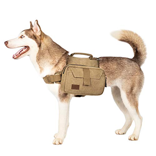 OneTigris Dog Pack Hound Travel Camping Hiking...