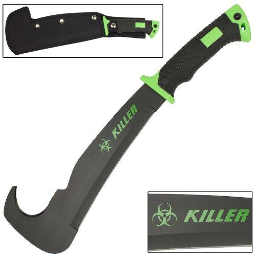 Mean Green Zombie Killer Apocalypse Bill...