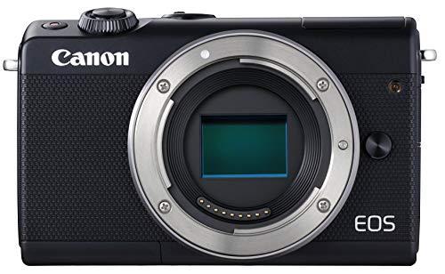 Canon ミラーレス一眼カメラ EOS M100 ボディ ブラック EOSM100BK-BODY