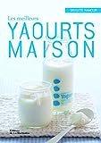 41AV1J49xCL. SL160  - Les meilleurs yaourts maison - Brigitte Namour