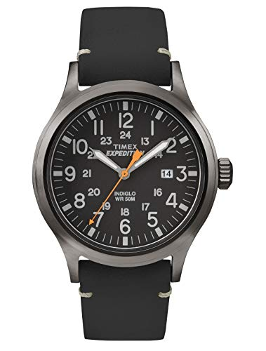 Timex Herren Analog Quartz Uhr Expedition Scout