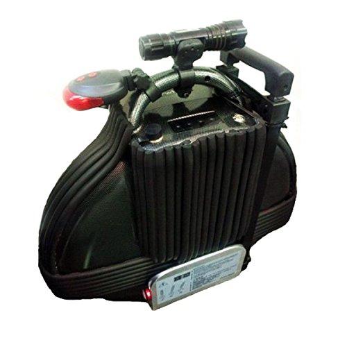 Bluelover Monociclo Elettrico Trolley Torcia Fari Monociclo Accessori