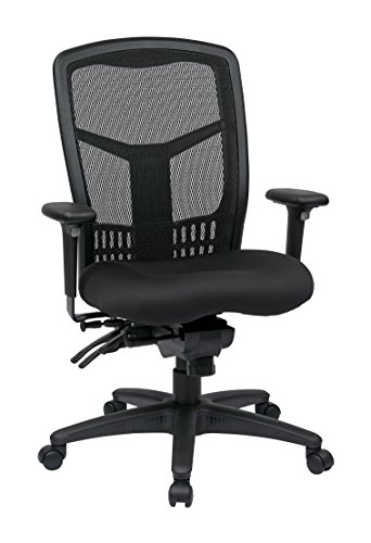 Office Star ProGrid High Back Managers Chair with...