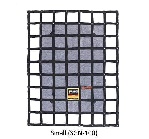 Gladiator Cargo Nets - Heavy Duty Truck Cargo Net - Small...