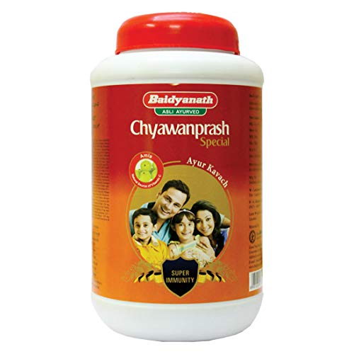 Baidyanath Chyawanprash Special Natural Immunity Booster, 2 Kg