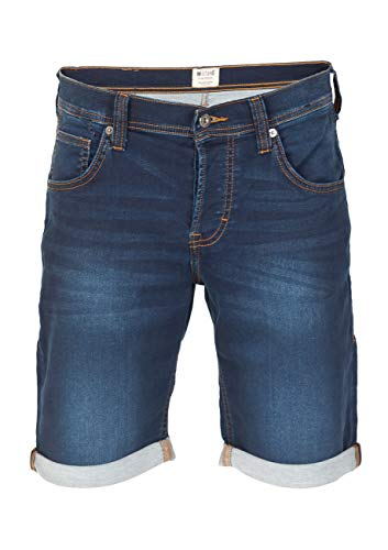 MUSTANG Herren Jeans Shorts Chicago Real X Kurze Hose Sommer Bermuda...
