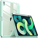 INFILAND Coque pour iPad Air 4 10.9 2020 (avec étui à Crayons), étui en TPU...