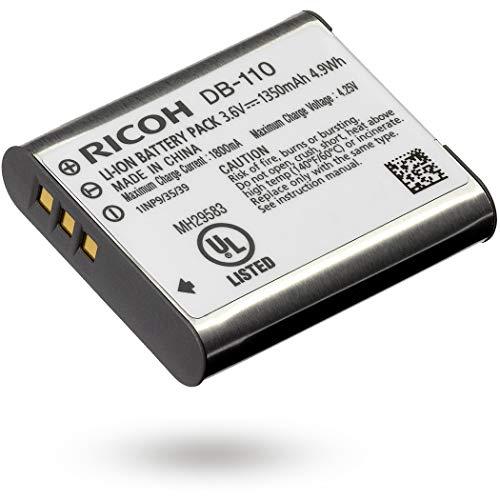 RICOH 充電式リチウムイオンバッテリー DB-110 リコー 37835