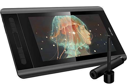 XP-PEN Artist 12 Tavoletta Grafica con Schermo HD 11,6 Pollici Monitor con Pennino Passivo 8192...
