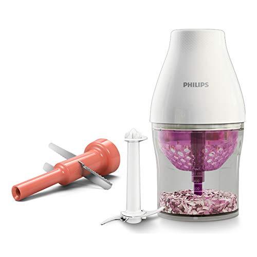 フィリップス(Philips) マルチチョッパー ホワイト 1.1L HR2507/05
