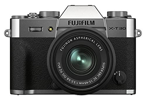 Fujifilm X-T30 II XC15-45mm Kit - Silver