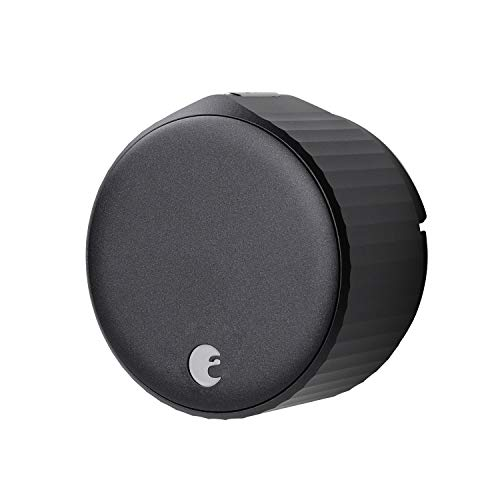 August Wi-Fi Smart Lock (Newest Model 4th Gen) - Alexa, Google Assistant, Home Kit, SmartThings and Airbnb...