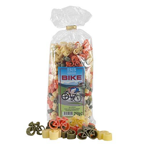 Bunte Fahrrad-Nudeln Pasta Bike (250 g) aus deutscher Manufaktur