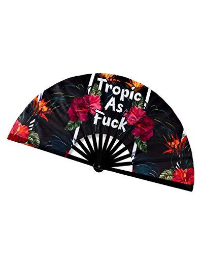 Spencer's Tropical Fan