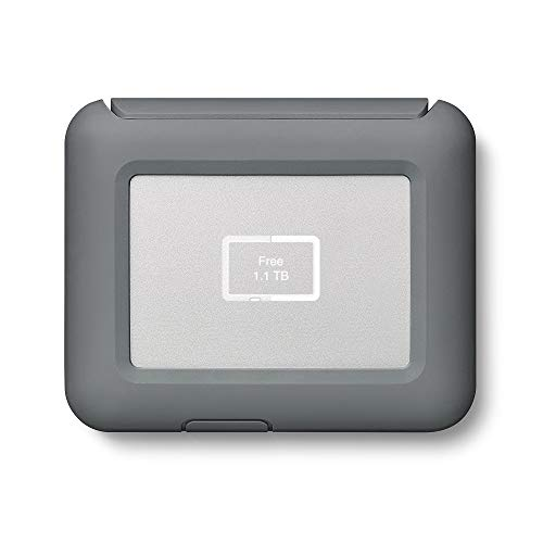 LaCie STGU2000400 Rugged HardDisk Esterno da 2 TB, Dji Copilot