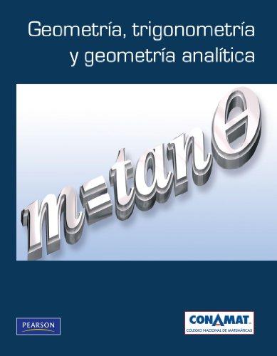 Geometria, Trigonometria y Geometria Analitica (High School)
