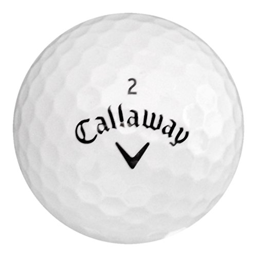 Product Image 3: Reload Recycled Golf Balls (24-Pack) of Callaway Golf Balls, One Size, White