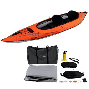 double kayak for rafting