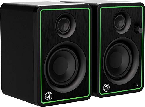 Mackie CR3-XBT (Pair) Creative Reference Multimedia Monitor - Set of 2.