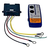 Wireless Winch Remote OZ-USA Control Switch Lift Gate Hydraulic Pump Dump Bed 12v Recovery Tow Truck V
