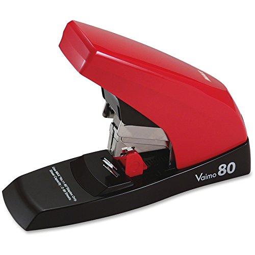 Max Vaimo 80 HD-11UFL - Cucitrice a filo, colore: Rosso