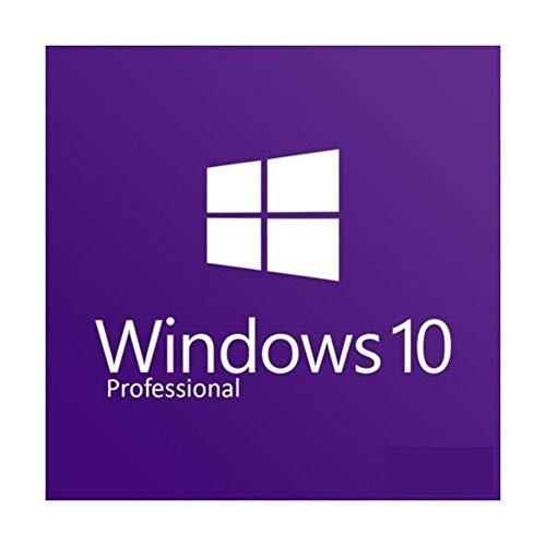 Windows 10 Pro 1PC ダウンロード版 日本語正規 32bit/64bit プロダクトキー インストール完了までサポート...