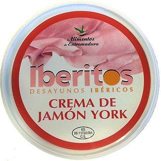 Crema De Jamón York Iberitos 700gr