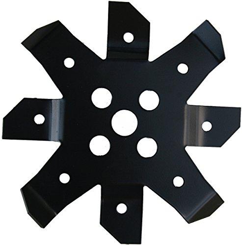 AUSONIA - Disco per decespugliatore macinone per polverizzazione rovi