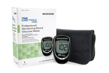 Professional Monitoring Blood Glucose Meter - Item Number 06-RE4051P-00EA - 1 Each / Each
