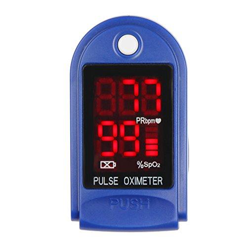 Flexzion Pulse Oximeter CMS-50DL