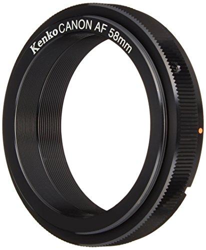 Kenko レンズアクセサリ リバースアダプター 58mm ネジ込 キヤノン EOS用
