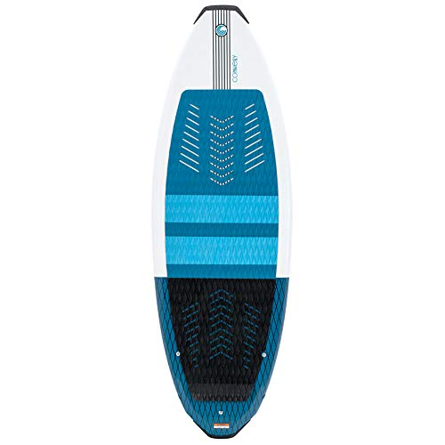 Connelly Heavy-Duty Solid 5-Foot-2-Inch Customizable 20.5-Inch Wide Ride Beginner/Intermediate Rider Surf Board, 1 Size