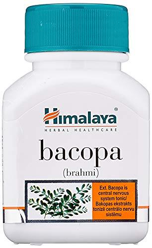 Himalaya Bacopa (Brahmi) Brain Support and Mental Focus 60 Kapseln
