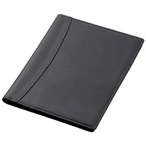 SPAD NEWクリスタル ノートカバーA4 ブラック