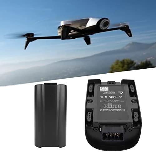 Batteria Parrot Bebop 2 Drone/FPV, Batteria Drone 3100mAh, Maggiore Capacit della Batteria, Maggiore Durata della Batteria Tensione di Carica 12,6 V
