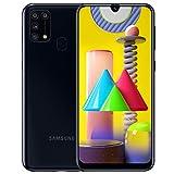 SAMSUNG Galaxy M31 - Smartphone Portable débloqué 4G (Ecran 6,4 pouces - 64 Go...