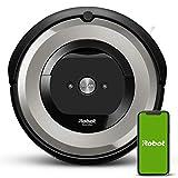 iRobot Roomba e5154 Wifi, Robot aspirador óptimo para mascotas, aspiración alta...