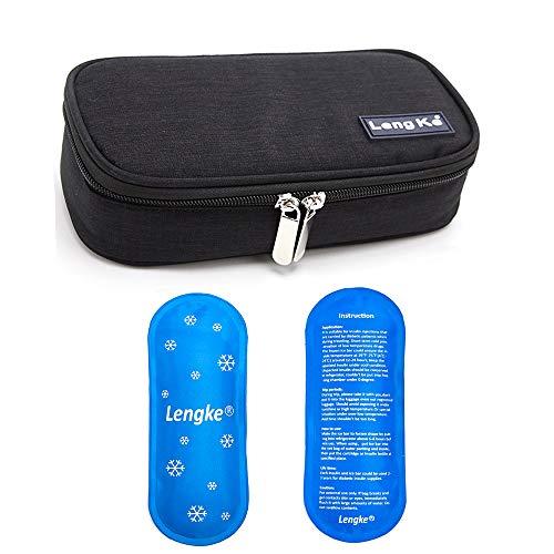 Le sac médical de diabète, ONEGenug Sac d'insuline isothermique pour...