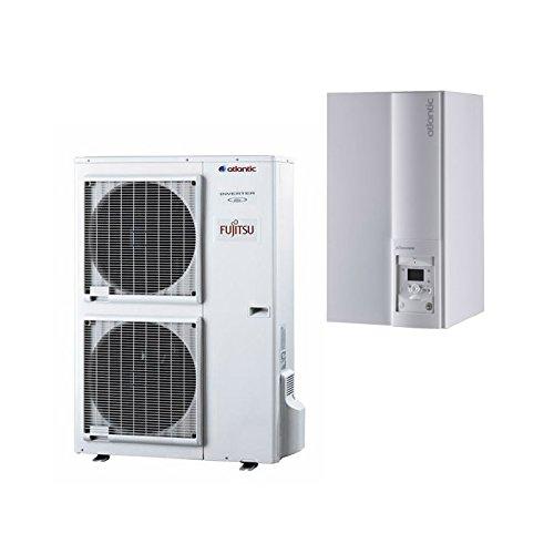Pompe à chaleur split bi-bloc Atlantic Alfea extensa + 8 chauffage seul mono 7,5 kW