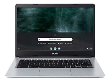 Acer Chromebook CB314-1HT-C7GS Ordinateur portable Tactile 14''HD (Intel Celeron, 4 Go de RAM, 64 Go eMMC, Intel UHD Graphics, Chrome OS)